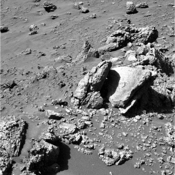 череп марс