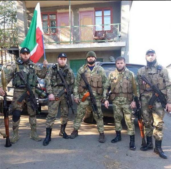 чеченцы донбасс2