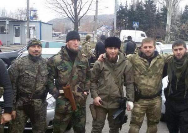чеченцы донбасс3