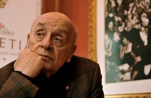 Леонид Броневой. Отрывки из двух интервью