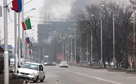Russia Restive Caucasus