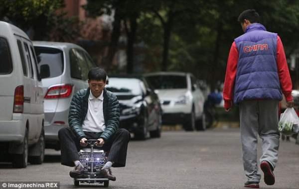 китаец авто