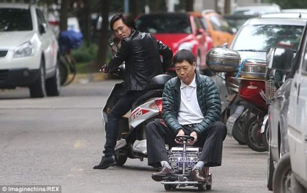 китаец авто4