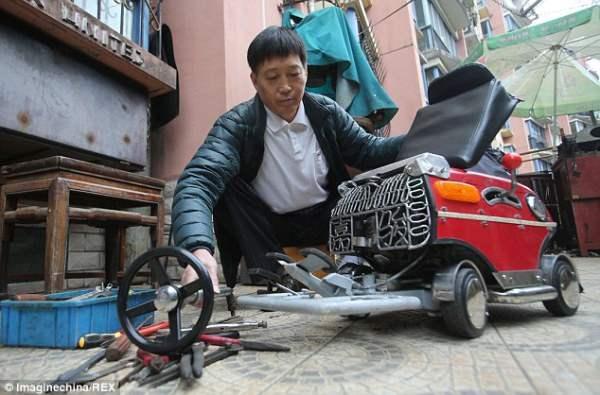 китаец авто5