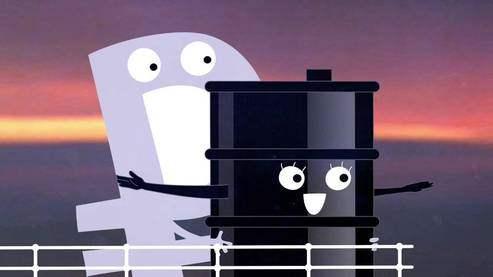 Титаник: Рубль и Баррель, История Любви (Юмористический ролик)