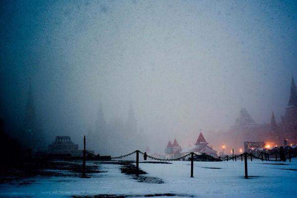 снег москва декабрь 2014 11