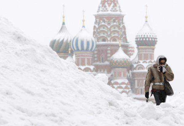 снег москва декабрь 2014 12