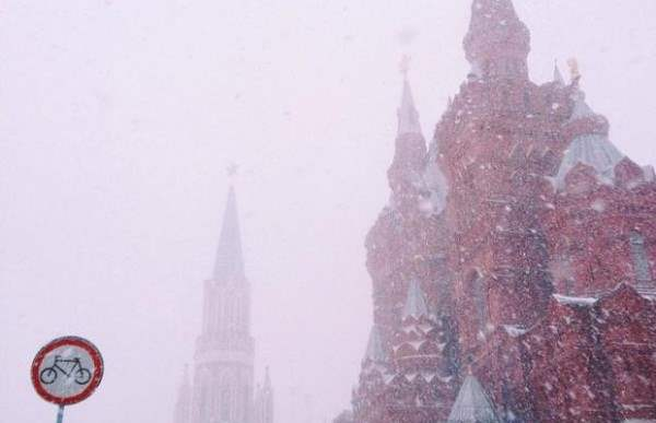 снег москва декабрь 2014 4