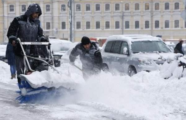 снег москва декабрь 2014 5