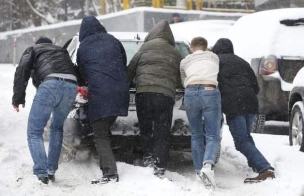 снег москва декабрь 2014 6