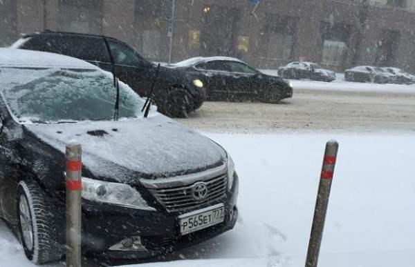 снег москва декабрь 2014 7