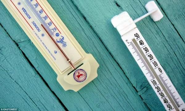 Якутск имеет среднюю температуру  -34 градуса по цельсию и является самым холодным городом на Земле.