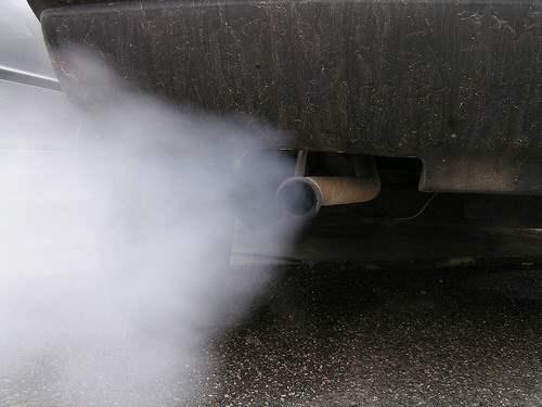 """В России будет введен """"экологический налог"""" для автомобилистов."""