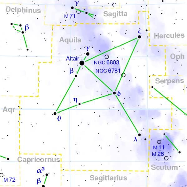 Aquila-Constellation-Map
