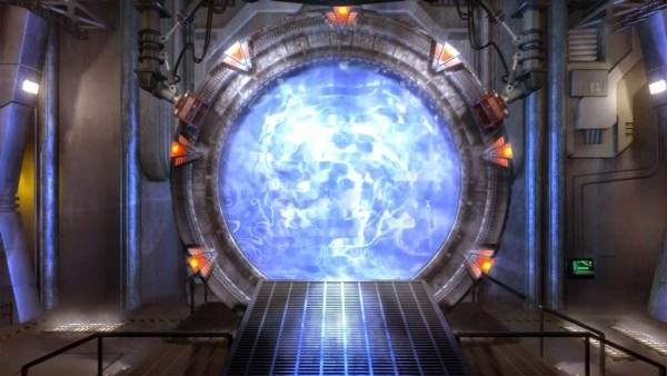 Stargate to Mars