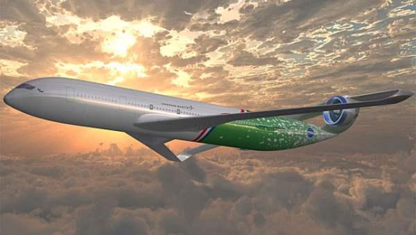 Самолет будущего. Дизайн NASA.