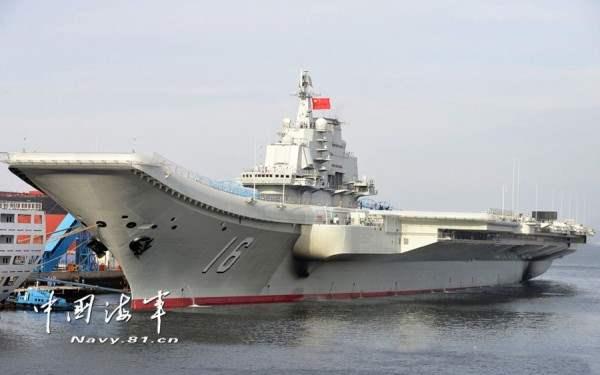 Китай расширяет свое военное присутствие в Южно-Китайском море