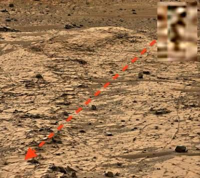 инопланетяне марс2