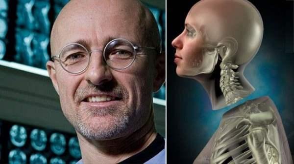 Трансплантация головы может стать ключом к бессмертию.