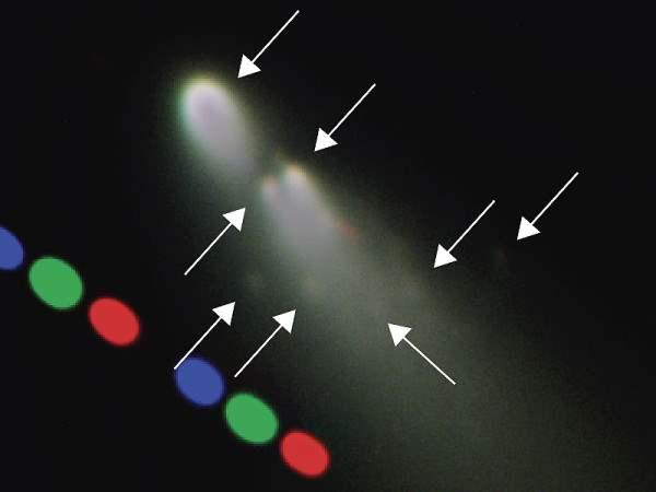 комета швассмана