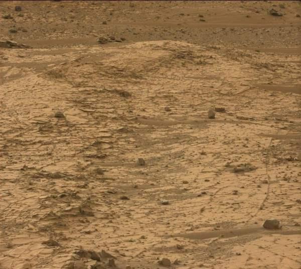 марс гуманоид