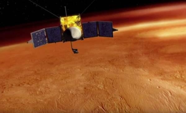 НАСА разрабатывает систему за контролем трафика на Марсе