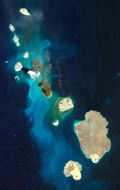 острова новые