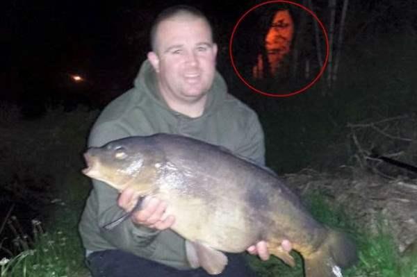 Британец отправился на рыбалку, а поймал привидение