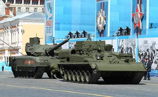 танк армата заглох3