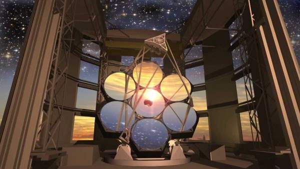 телескоп магеллан2