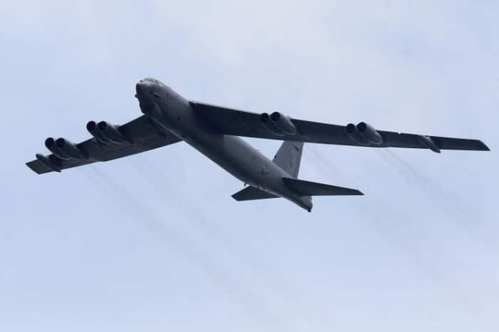 Американские стратегические бомбардировщики В-52 пролетели вдоль всего арктического побережья России - Цензор.НЕТ 989