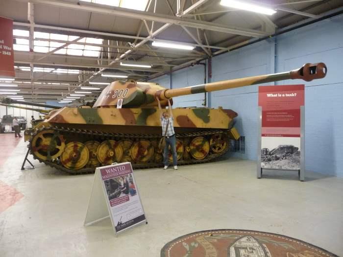 Sd_Kfz_182_Panzerkampfwagen_VI_Ausf_B_(King_Tiger)_(4535986511)