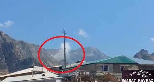 Муджахиды Дагестана сбили вертолет ВВС РФ.