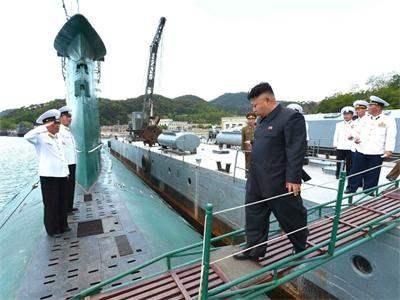 50 подлодок КНДР исчезли с радаров.