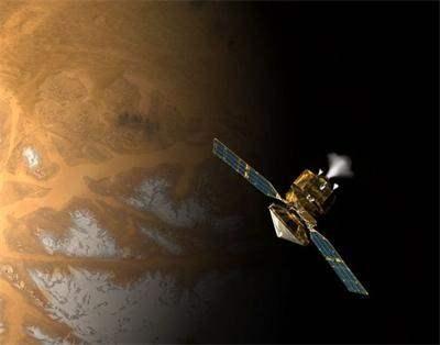 На Марсе нашли высохшее озеро
