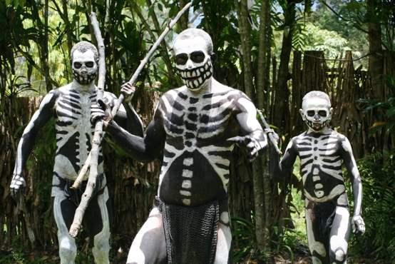 новая гвинея племена3
