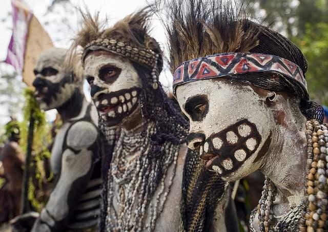 новая гвинея племена4