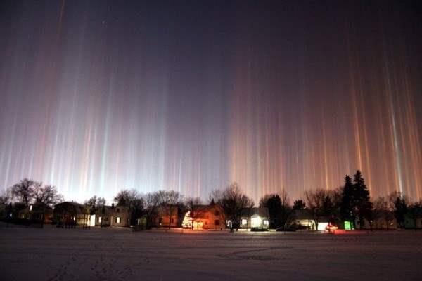 Что-то действительно странное происходит в атмосфере Земли.