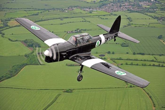 1950 De Havilland Chipmunk