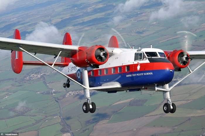 1950 Scottish Aviation Twin Pioneer