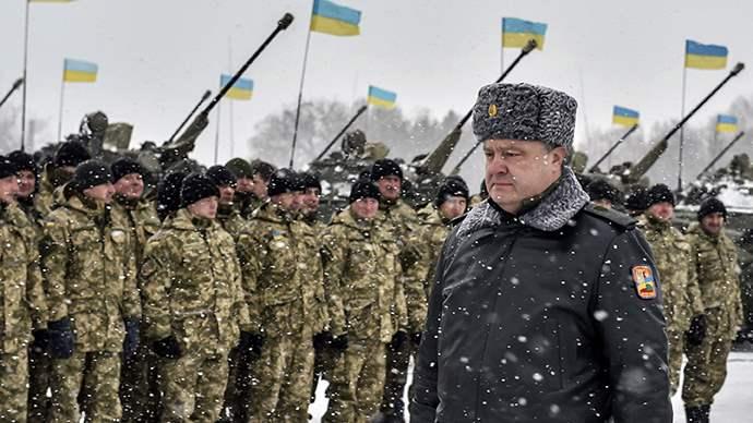 Украина готовит спецподразделения для возвращения Крыма