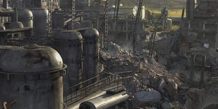 """""""Трубы Апокалипсиса"""" в Бриджпорте, штат Коннектикут, США (Видео)"""