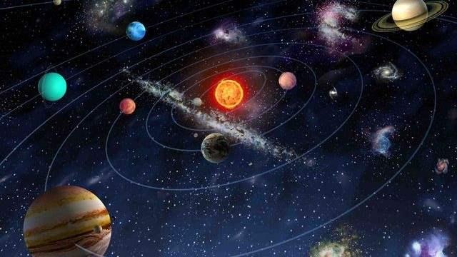 Путешествие по Солнечной системе (видео)