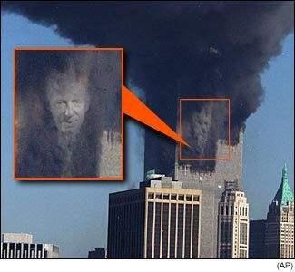 Рассекречено видео с призраками, летающими 9/11 в Нью-Йорке