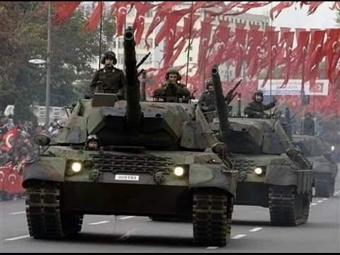 Турция введет войска в Сирию