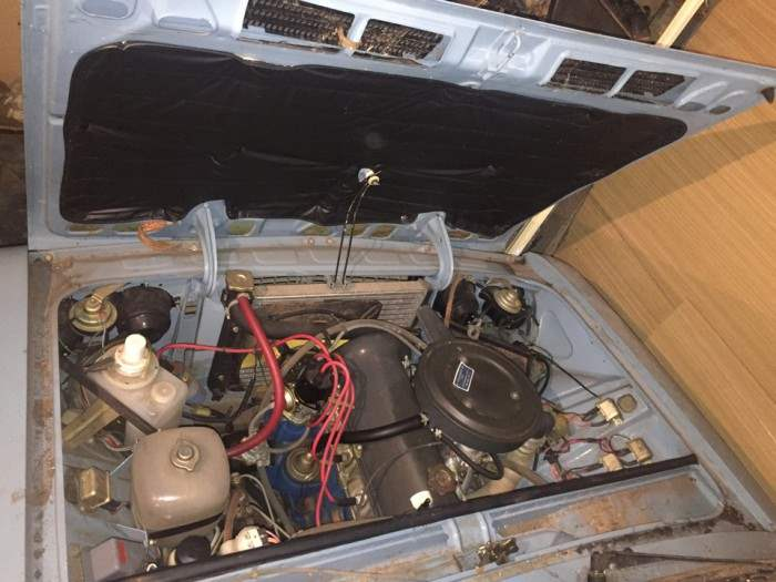 шестерка в гараже (10)