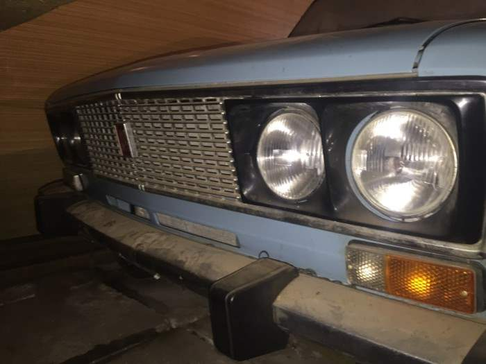 шестерка в гараже (4)