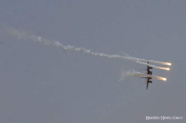 """В Саудовской Аравии проходят военные учения """"Northern Thunder"""" (Видео)"""