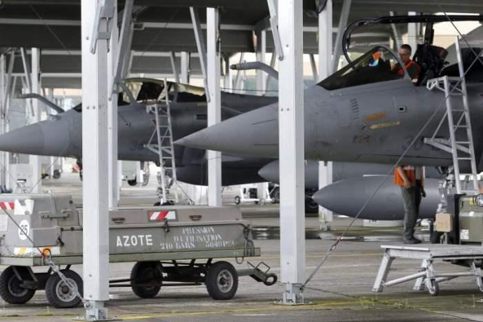 Египет купит военную технику у Франции