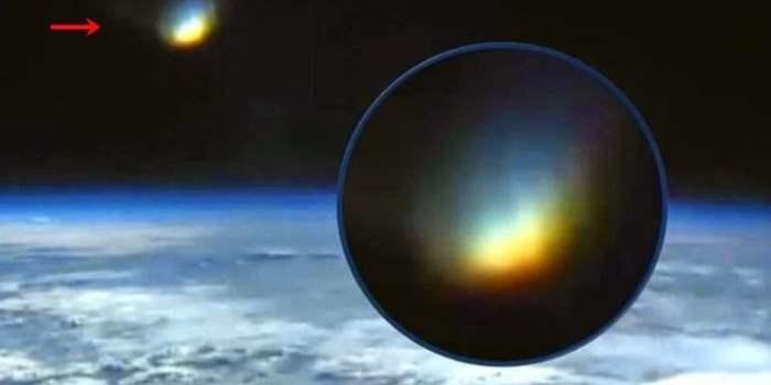 Камера НАСА засняла портал в космосе